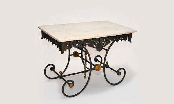 Captivating French Pastry Table