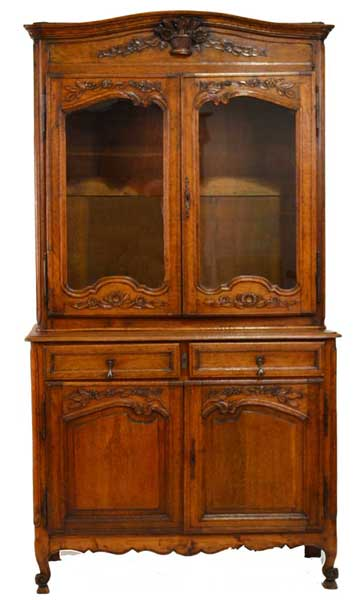 18th c french buffet a deux corps clark antiques for French country websites