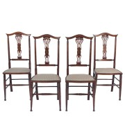 Sheraton Inlaid Chairs