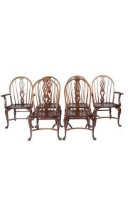 English Windsor Chairs, S/6