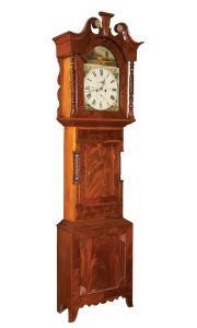 Sheraton-Grandfather-Clock