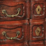 French provincial commodedetail