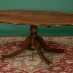 Mahogany breakfast table1