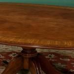 Mahogany breakfast table2