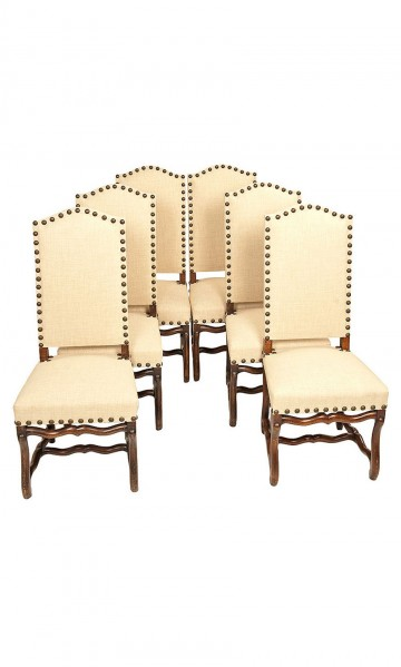 Country French Dining Chairs