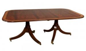 Sheraton Mahogany Dining Table