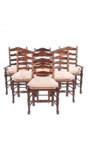 English Ladder Back Chairs