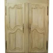 French Country Painted Armoire