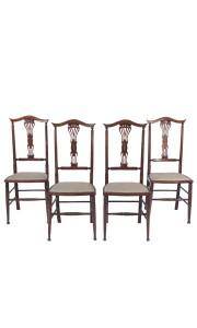 Sheraton Inlaid Chairs