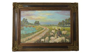 Sheep-Painting